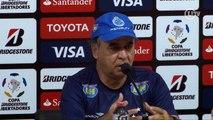 Após empate, Marcelo Oliveira afirma: 'Estamos fortes na Libertadores'