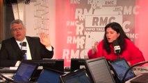 """Raquel Garrido à Philippe Doucet : """"Tu t'es fait écraser la gueule par le 49-3"""""""