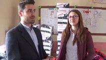 Van Çatak'ta Öğrencilere İşadamından Giyim Yardımı