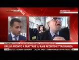 Luigi Di Maio (M5S) a Skytg24 - #Microcredito5Stelle - MoVimento 5 Stelle