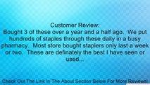 Elephant Shark Plier Stapler, Std heavy duty plier stapler Review