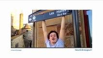 Philéas Rennes, Vertigo pour Conseil régional de Bretagne - tourisme, «Viens en Bretagne, www.viensenbretagne.fr» - mars 2015 - panneau