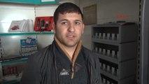 İzmir - Marketten Hırsızlık Güvenlik Kamerasında