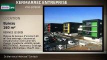 A louer - Bureaux - RENNES (35000) - 160m²