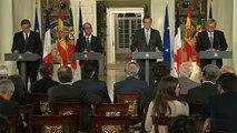 Sommet France, Espagne, Portugal et Commission Européenne sur les interconnexions dans le domaine de l'énergie (Madrid)