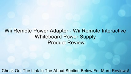 Wii Remote Resource | Learn About, Share and Discuss Wii