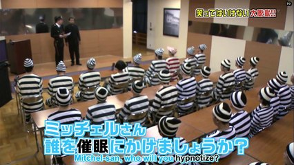 Batsu 2014 - No Laughing Prison - Part 3