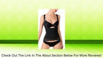 Ilusion Women's Waist Cinching Posture Correcting Body Shaper Camisole Review