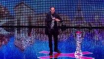 Actarus - France's Got Talent 2014 audition - Week 3