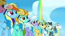 My Little Pony: La magia de la amistad Academia Wonderbolt - Temporada 3 Capítulo 7 Español Latino