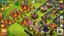 "CLASH OF CLANS -ALL WALL BREAKERS! 3 STARRING A VILLAGE! WTF! ""FUNNY MOMENTS+MAX TROOPS VS MIN BASE"""