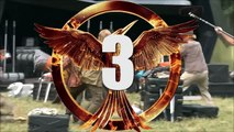 THE HUNGER GAMES - 11 THINGS YOU DIDN'T KNOW ABOUT THE HUNGER GAMES - Jennifer Lawrence, Josh Hutcherson - Entertainment Movies Film