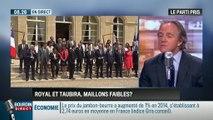 """Le parti pris d'Hervé Gattegno :""""Entre Taubira et Royal, le maillon faible n'est pas celui qu'on croit"""" – 05/03"""
