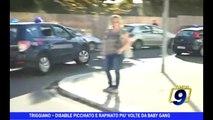 TRIGGIANO | Disabile picchiato e rapinato da baby gang