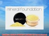 MICABELLA MINERAL FOUNDATION POWDER MF6 Cream Caramel