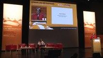 """""""Demain les métropoles"""" à Nantes - Le discours de Marylise Lebranchu, Ministre de la Décentralisation et de la Fonction publique."""