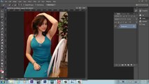 Photoshop tutorial how to change dress color in photoshop