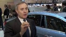 Geneva International Motor Show 2015 - Interview with Harald Wester Maserati CEO