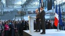 Discours d'Eric Trappier, PDG de Dassault Aviation