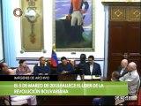 Ernesto Villegas: El comandante Chávez murió victorioso