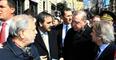 Eski Kulübünü Ziyaret Eden Erdoğan'a 'Hoşgeldin Allah'ın Elçisi' Tezahüratı