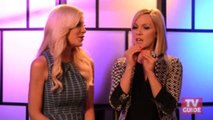 Jennie Garth and Tori Spelling on reuniting for Mystery Girls
