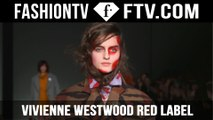 Vivienne Westwood Red Label Fall/Winter 2015 | London Fashion Week | FashionTV