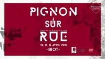 Bande-annonce : Pignon sur rue - Festival des Arts de la rue et du Cirque 2015