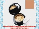 Pure Finish Mineral Powder Foundation Broad Spectrum Sunscreen SPF20 Pure Finish 3