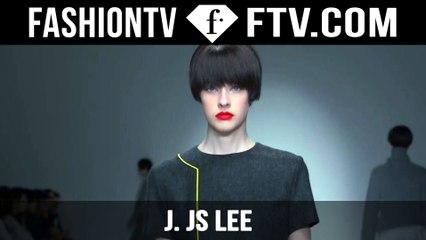 J. JS LEE Fall/Winter 2015   London Fashion Week   FashionTV