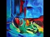 Diaporama des oeuvres peintes d'André SANCHEZ