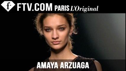 Amaya Arzuaga F/W 2015-16 Runway Show   Madrid Fashion Week   FashionTV