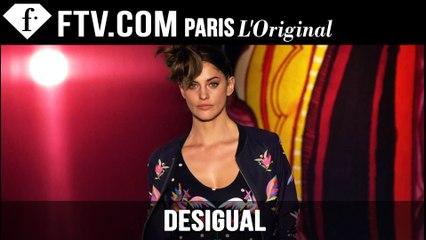 Desigual F/W 2015-16 Runway Show   Madrid Fashion Week   FashionTV