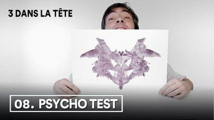 3 dans la tête 1x08 - PSYCHO TEST
