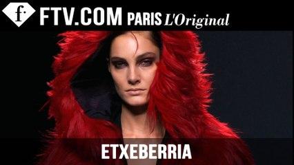 Etxeberria F/W 2015-16 Runway Show   Madrid Fashion Week   FashionTV