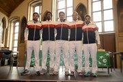 Coupe Davis 2015 : Simon et Monfils débutent face à l'Allemagne