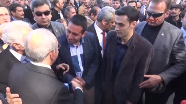 Konya Kılıçdaroğlu, Konya? da Çiftçilerle Buluştu Ek Genç Çiftin Nişan Yüzüğünü Taktı