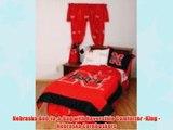 Nebraska Bed-in-a-Bag with Reversible Comforter -King - Nebraska Cornhuskers