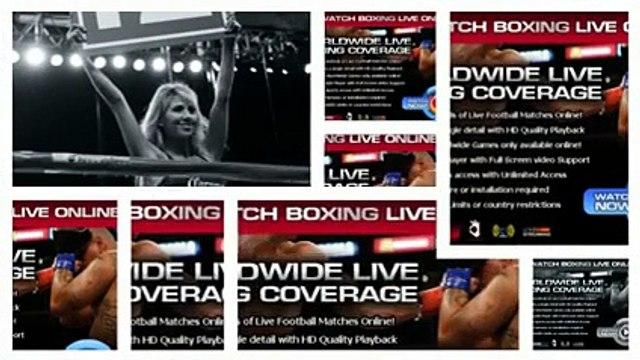 Watch Charles Natal v Juan Aguirre - friday night boxing schedule 2015 - friday night boxing 2015 - friday boxing