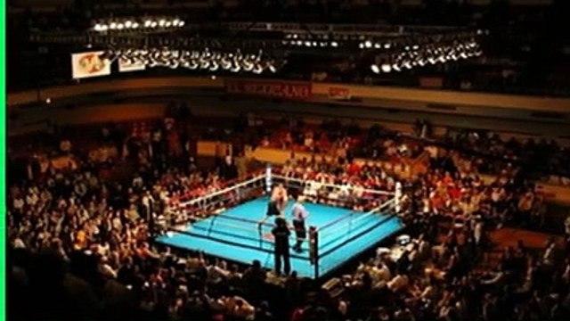Highlights - Robert Burwell vs. TBA - friday night fights 2015 - friday fights - espn friday night fights live