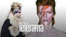 """Visite à l'expo """"David Bowie is..."""" avec Barbara Carlotti, à la Philharmonie de Paris"""