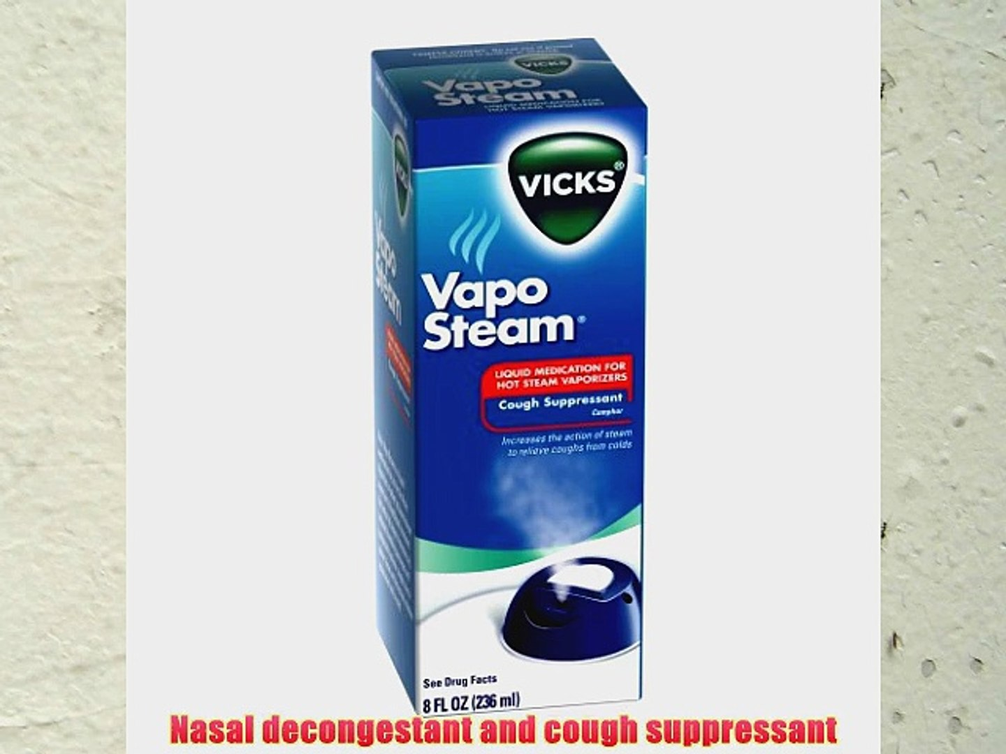 Vicks Vaposteam 8 Oz (5 Pack)