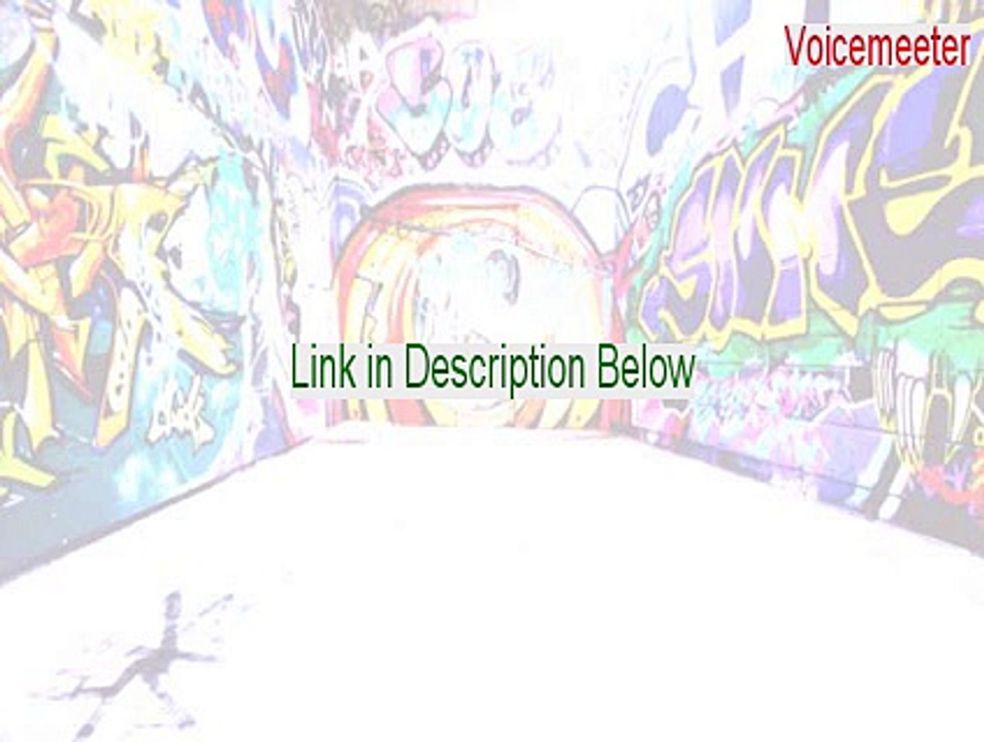 Voicemeeter Cracked (Download Here 2015)