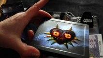 Unboxing: Zelda Majora's Mask 3D (Spécial Édition) - Nintendo 3DS