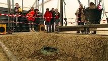 La sépulture d'un prince celte datant d'il y a 2 500 ans découverte près de Troyes