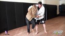 Elle lui casse quatre côtes en une prise de Judo