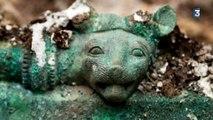 La sépulture d'un prince celte découverte dans l'Aube