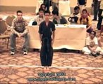 Taylor Lautner - Sport Karate   Martial Arts Tricking - age 11 (2003 World Series of Martial Arts)