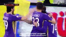 Juventus, 1 - 2 ,Fiorentina ,All Goals ,and Highlights, Coppa Italia , 5-3-2015