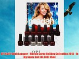 OPI Nail Polish Lacquer - Mariah Carey Holiday Collection 2013 - In My Santa Suit (HL E09)